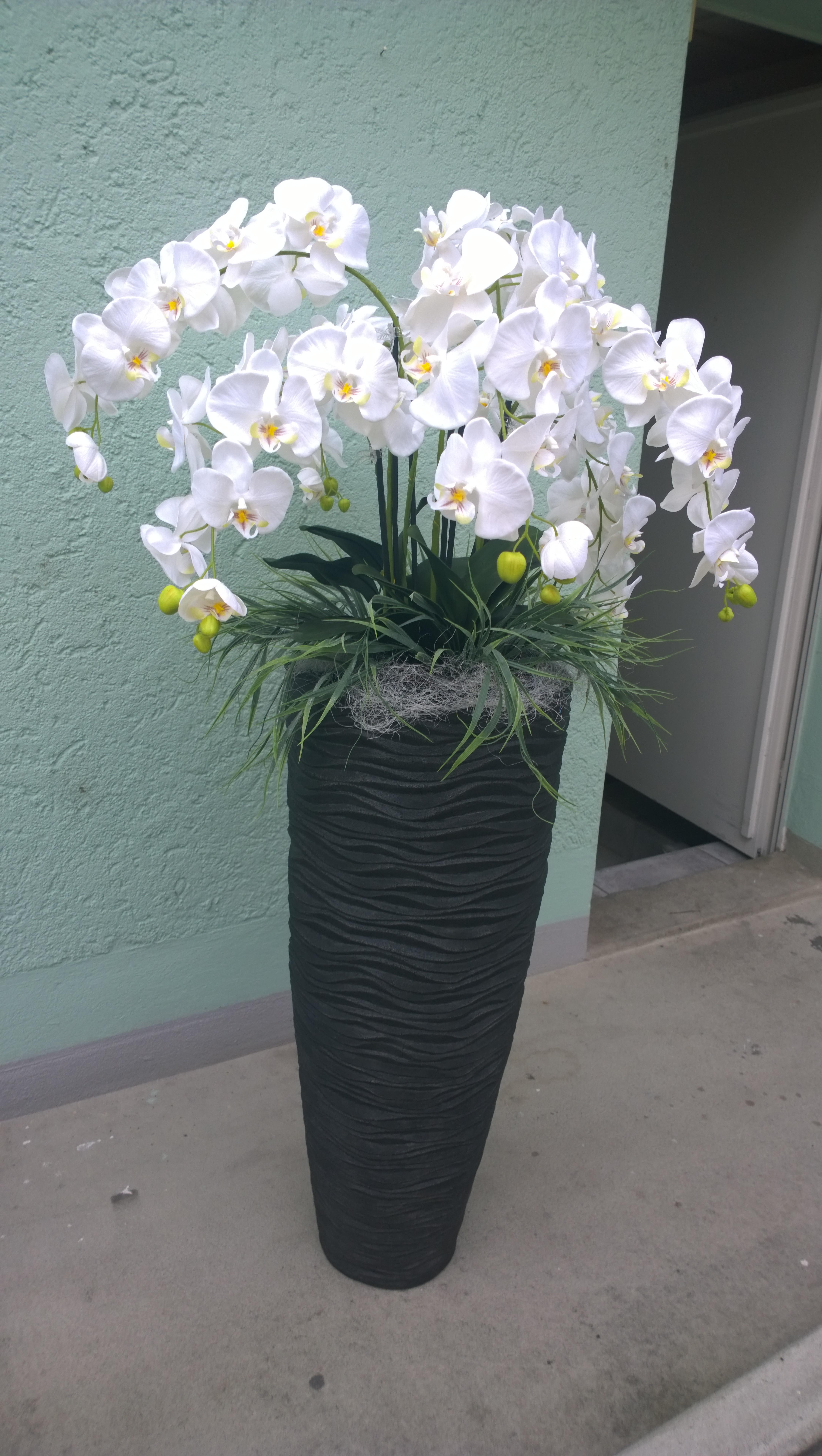 Galerie orchidee wettingen gmbh - Orchideen arrangement ...